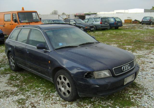 Audi A4 2.8i Quatro