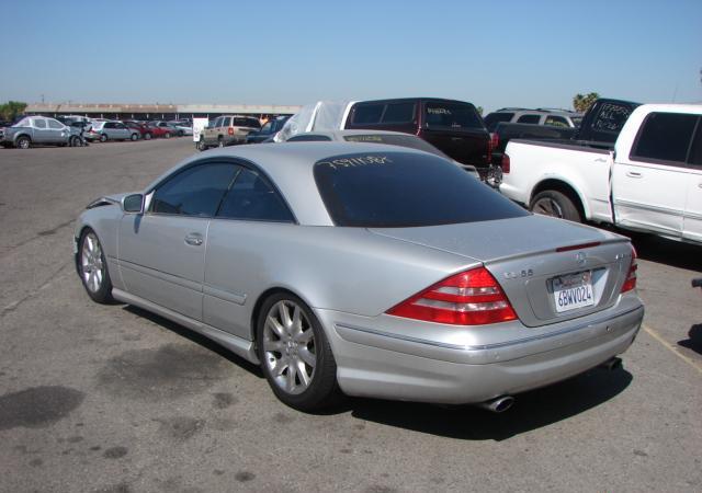 Mercedes-Benz CL 5.5AMG