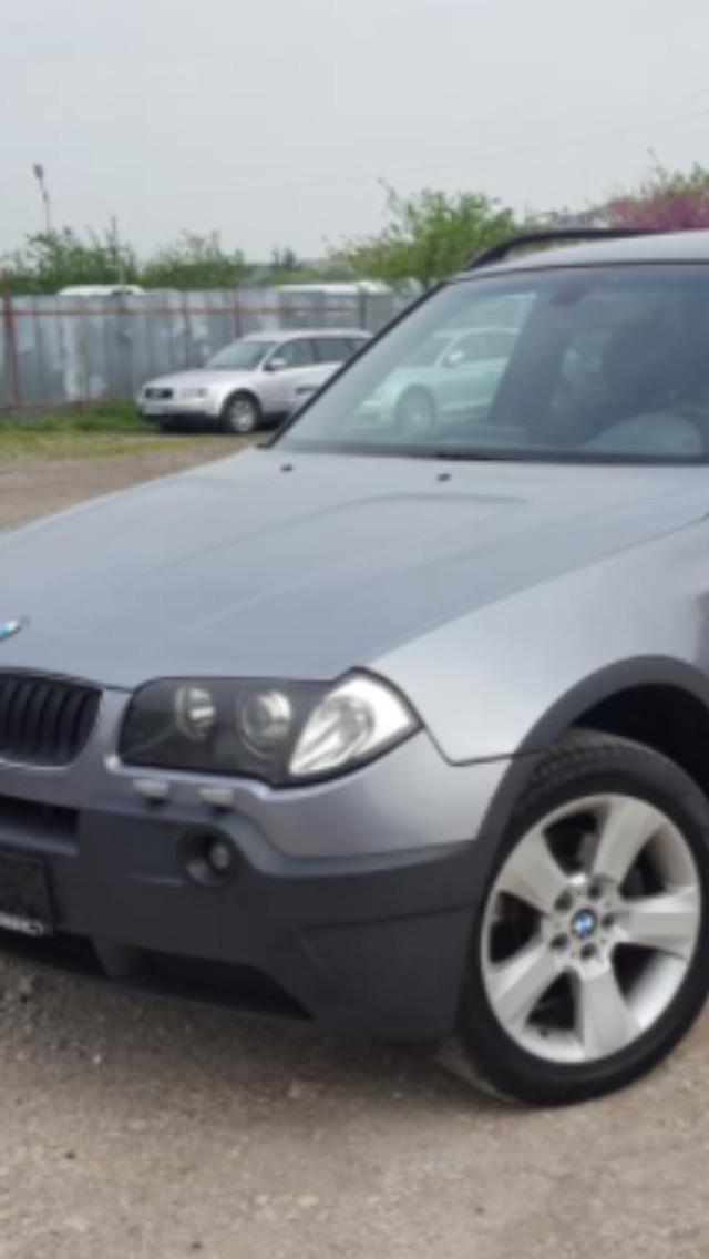 BMW X3 150-163-204-218к.с.