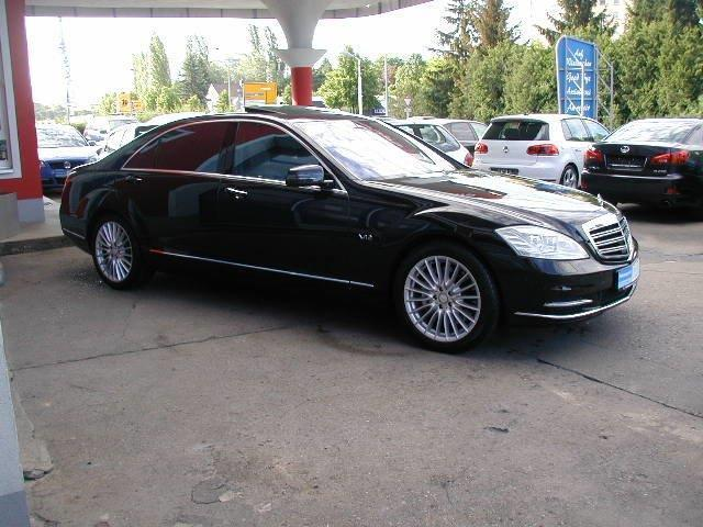 Mercedes-Benz S 600 FACE, снимка 1