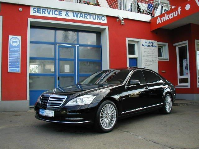 Mercedes-Benz S 600 FACE, снимка 3