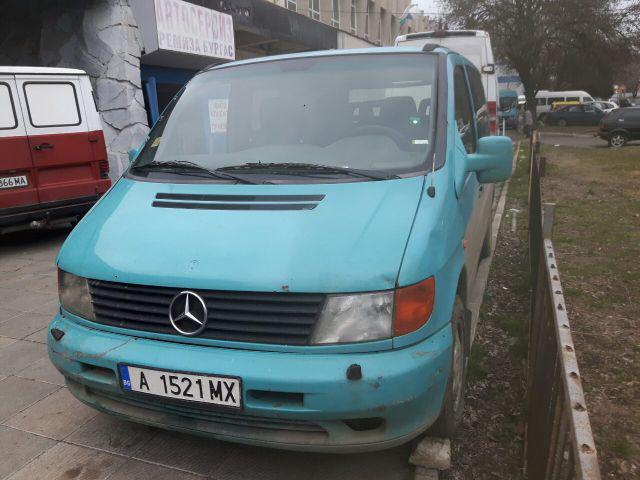 Mercedes-Benz Vito На части 5 броя