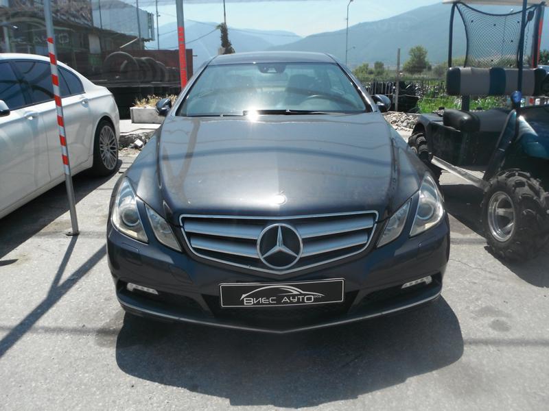 Mercedes-Benz E 350 -НА ЧАСТИ