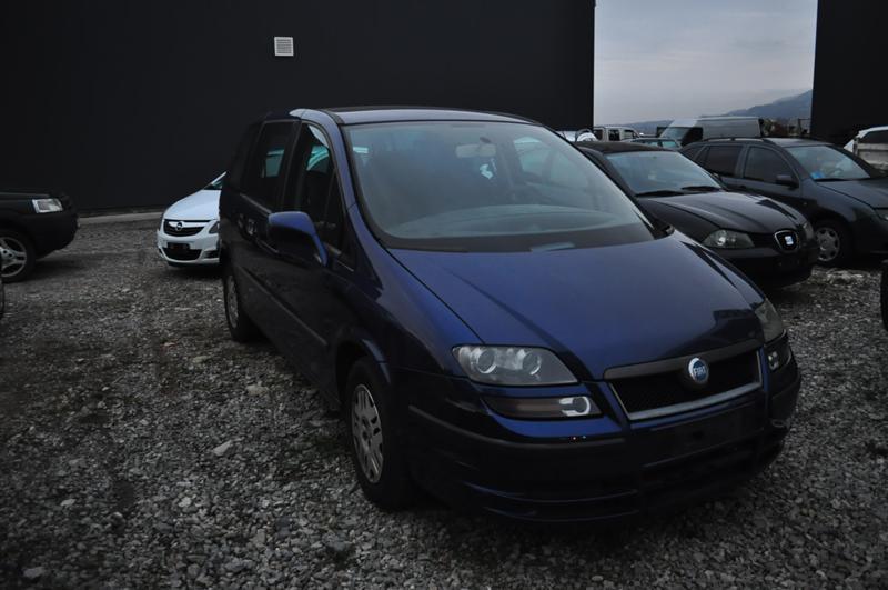 Fiat Ulysse 2,0, снимка 3