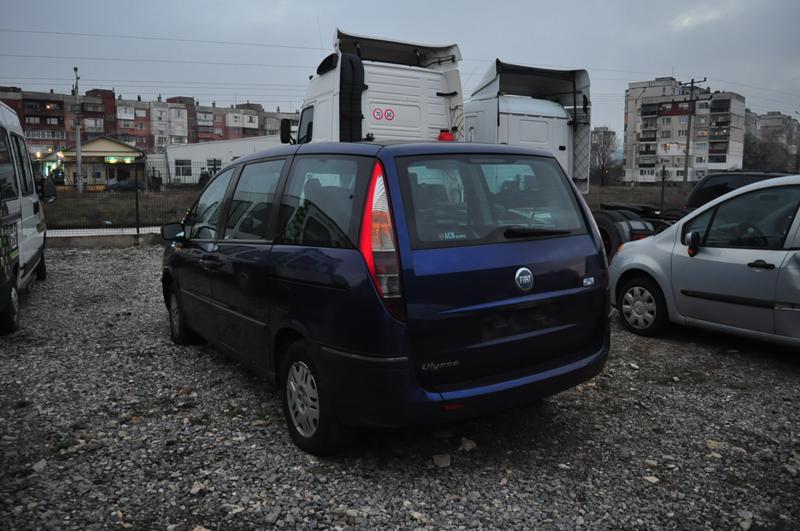 Fiat Ulysse 2,0, снимка 2
