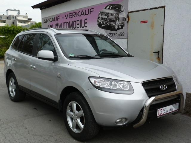 Hyundai Santa fe 2.2CRDi 4WD
