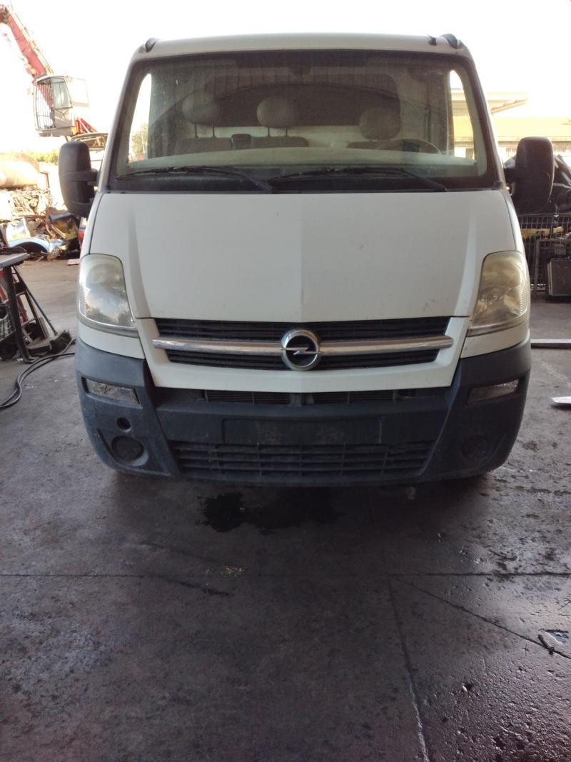 Opel Movano 2.5