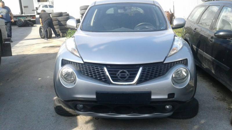 Nissan Juke 1.6 НА ЧАСТИ