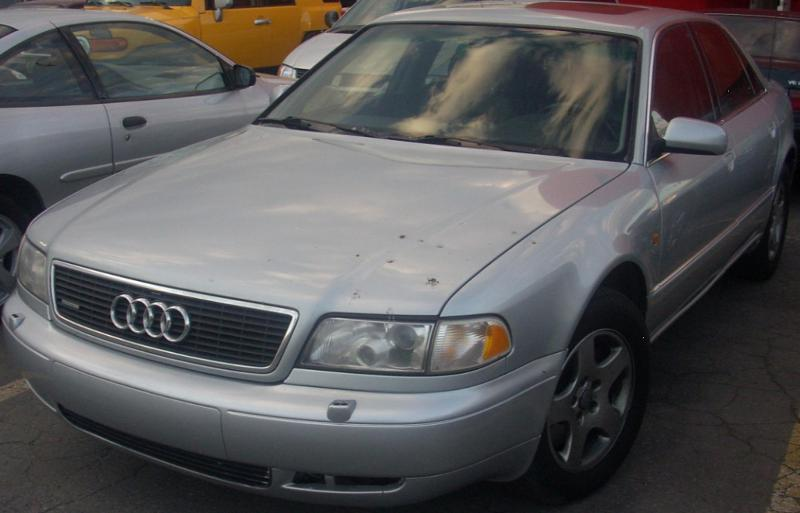 Audi A8 2.5tdi V6