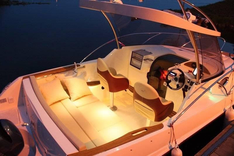 Лодка Собствено производство PEGAZUS 600