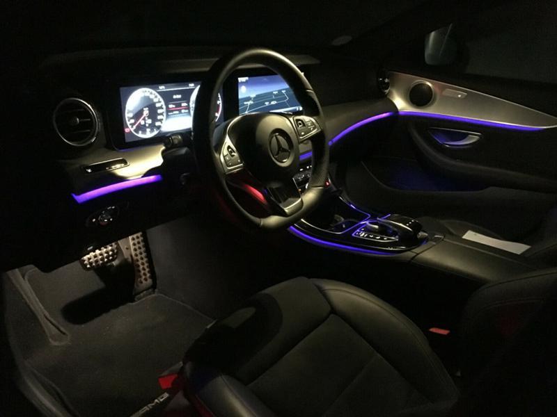Mercedes-Benz E 200 BlueTEC, снимка 4