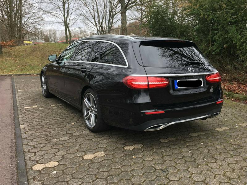 Mercedes-Benz E 200 BlueTEC, снимка 5