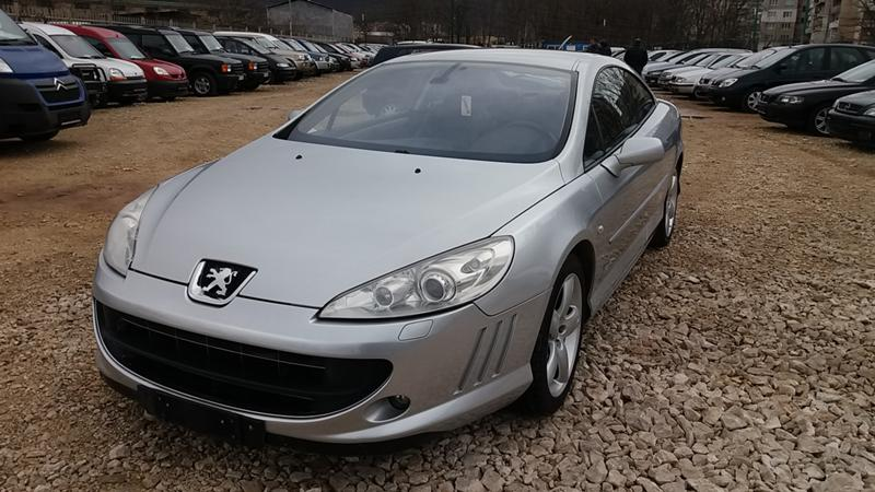 Peugeot 407 COUPE 2.7 HDI