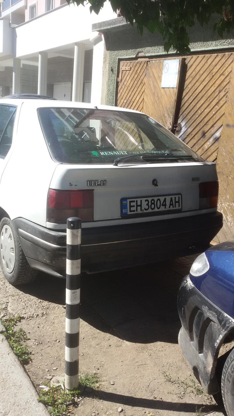 Renault 19 10 бр. на части+Кабрио