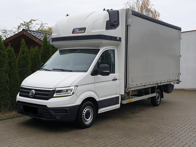 VW Crafter  2, 0 BiTDI/177КС Е6