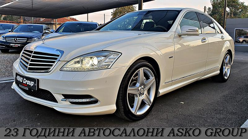Mercedes-Benz S 350 FACE*AMG*KEYLESS*VAKUM*KAMERA*LED*GERMANY*TOP*LIZI
