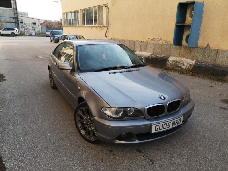 BMW 318 Купе