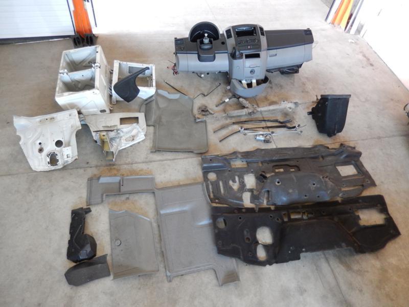 VW Crafter НА ЧАСТИ след 2007 до 2016