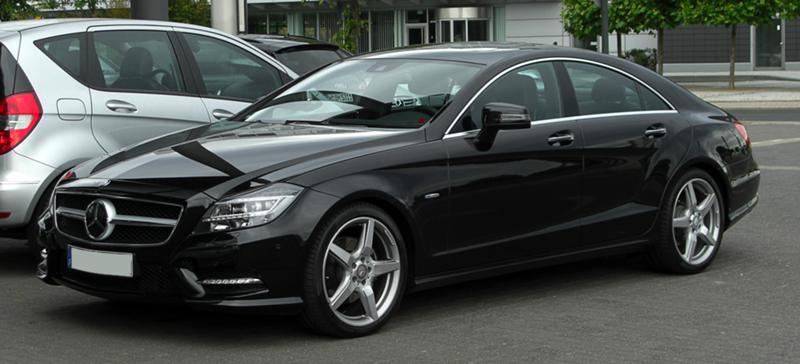 Mercedes-Benz CLS 500 AMG PACK