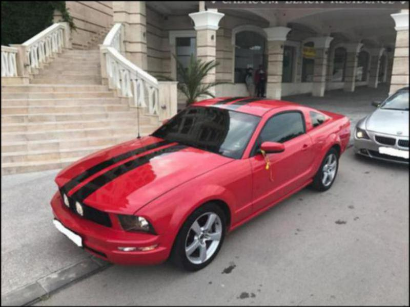 Ford Mustang 4.0