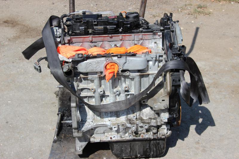 Двигател за Peugeot 206