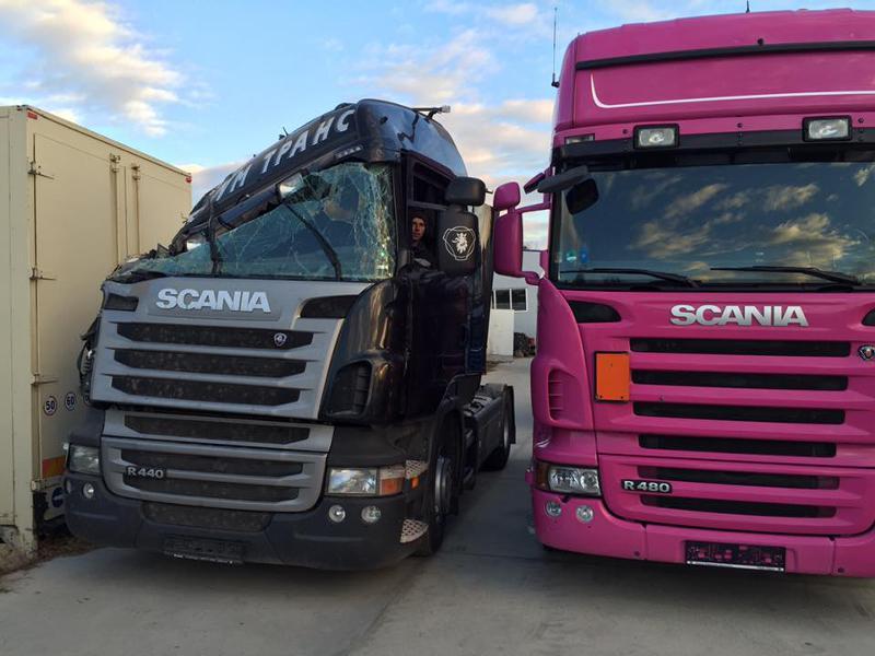 Scania R440 КУПУВА И ПРЕДЛАГА ЧАСТИ ЗА ТЯХ