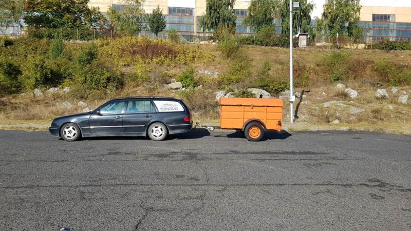 За автомобил Други BAIER 1 AXE