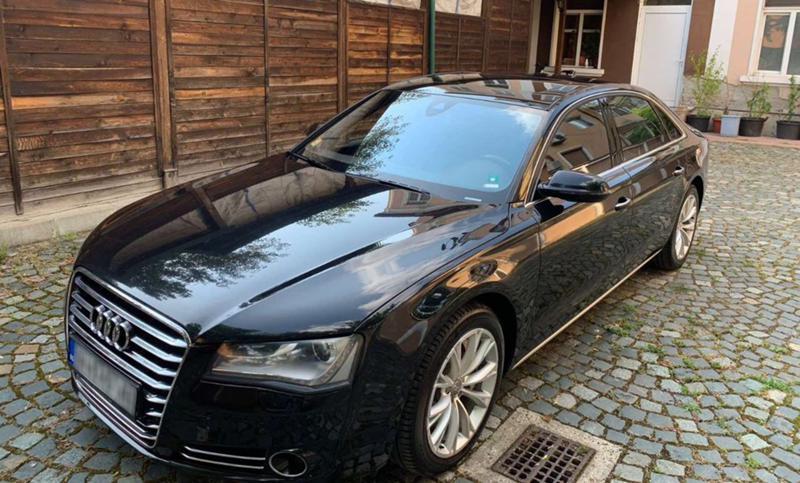 Audi A8 4.2 TDI Long base