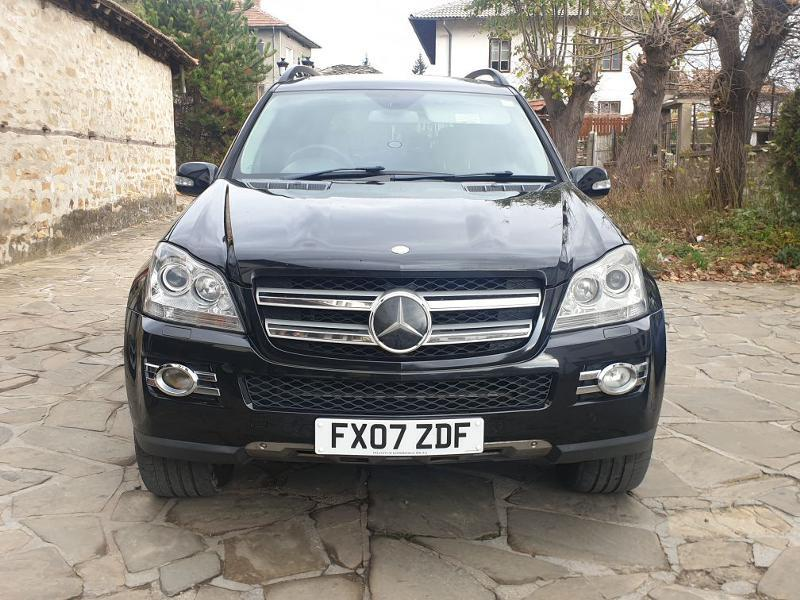 Mercedes-Benz GL 420 420cdi V8 FULL FULL