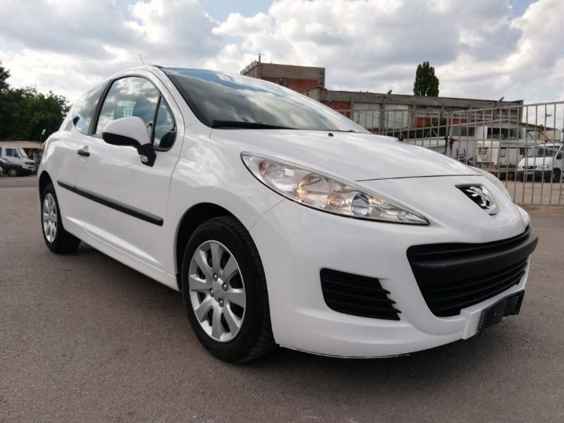 Peugeot 207 1.4 хди E5 клима