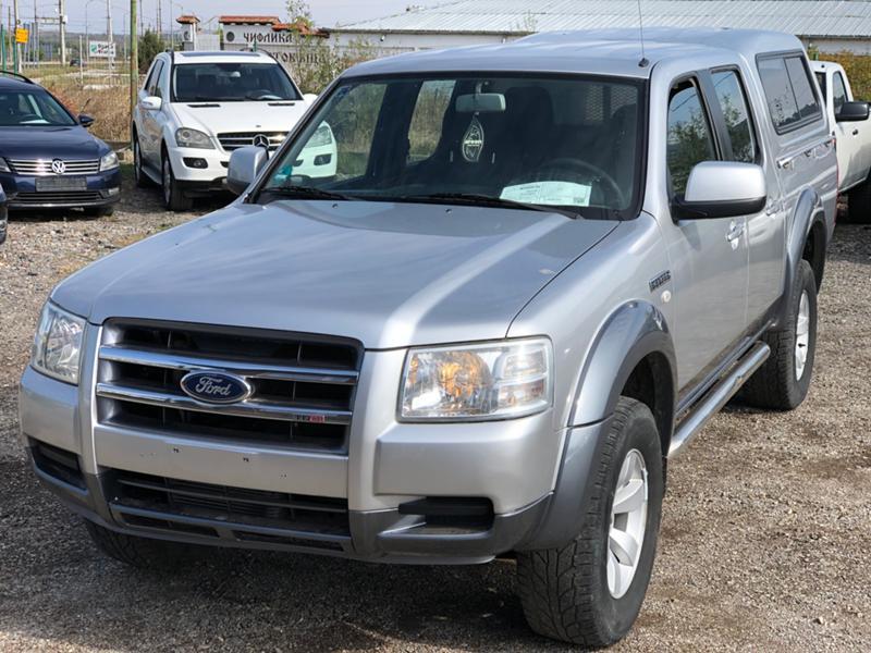 Ford Ranger 2.5TDCi 4x4 XLT
