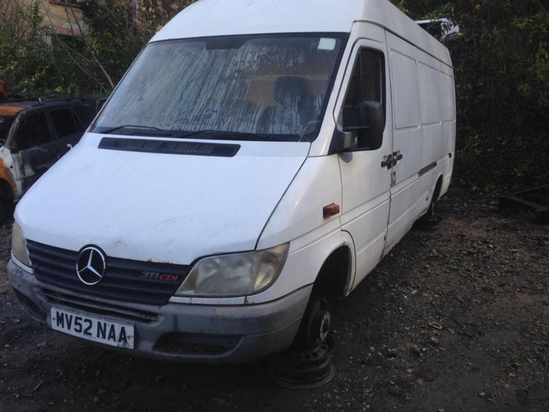 Mercedes-Benz Sprinter 311 2.2 CDI