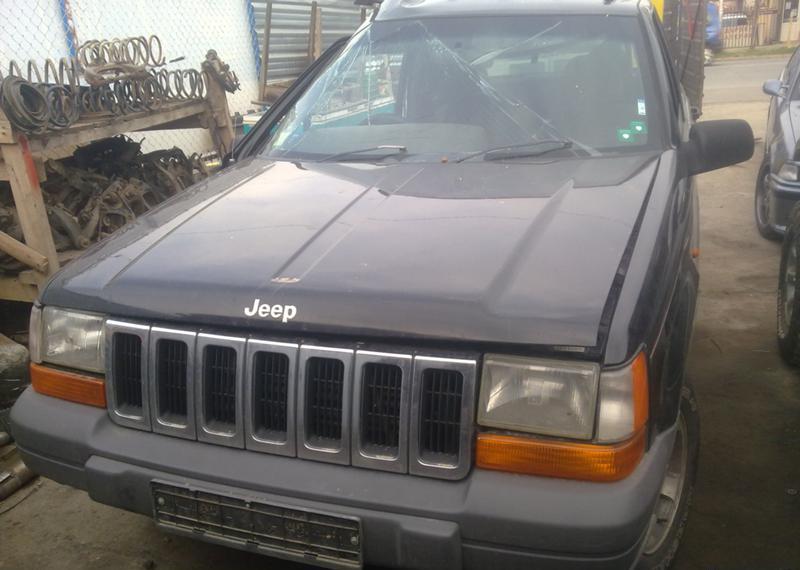 Jeep Grand cherokee 2.5 4.0 5.2
