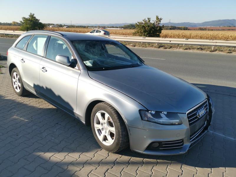Audi A4 2.0TDI/CAG