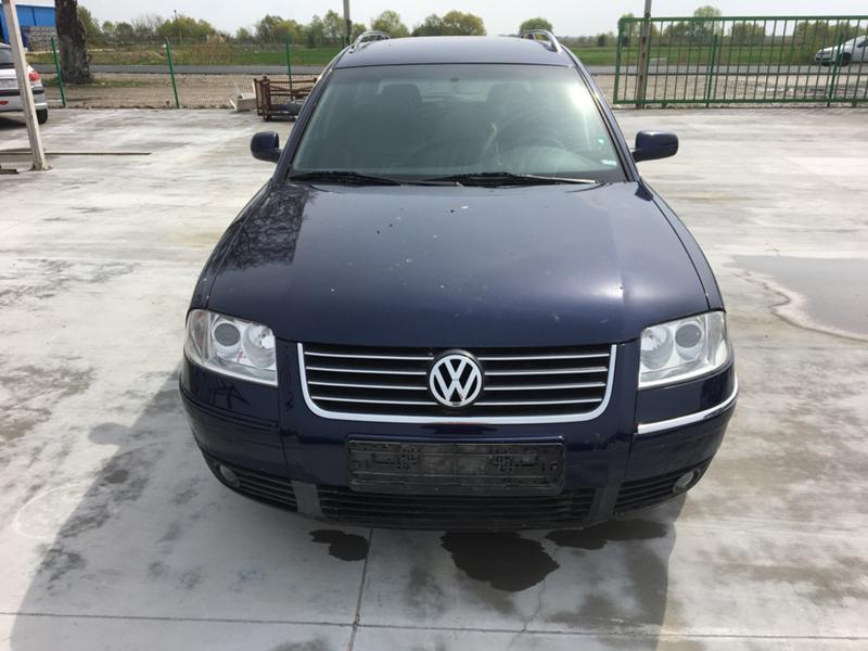 VW Passat 1.9TDI-131к.с