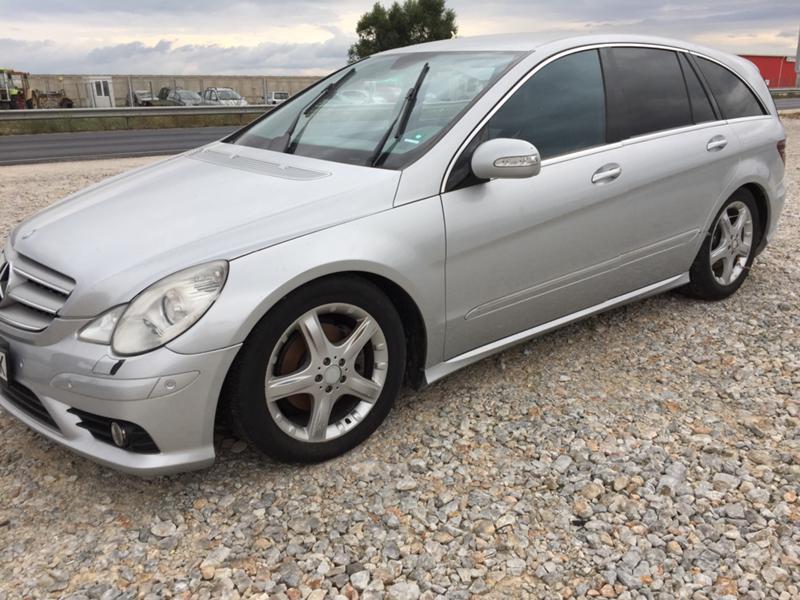 Mercedes-Benz R 320 3.0cdi-AMG-