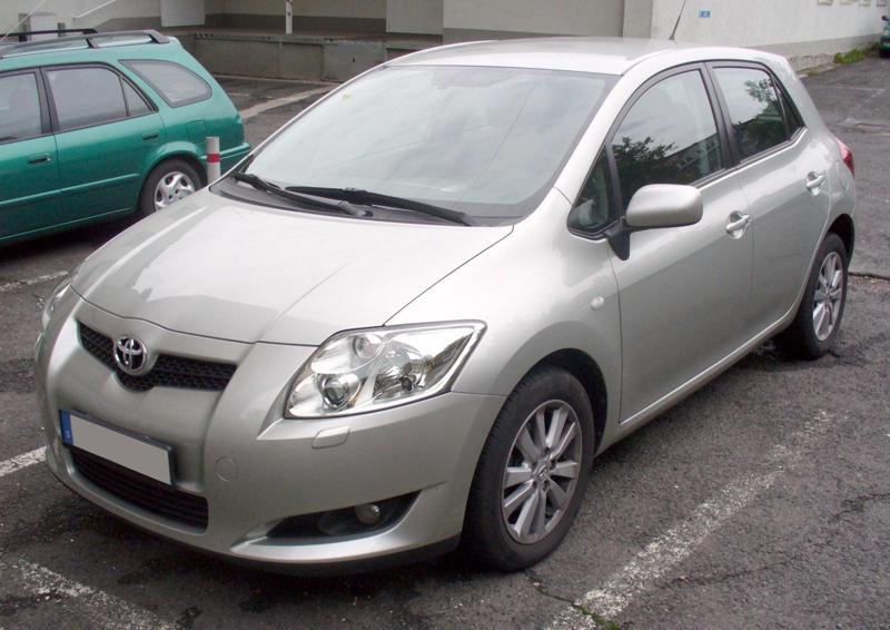 Toyota Auris D-CAT
