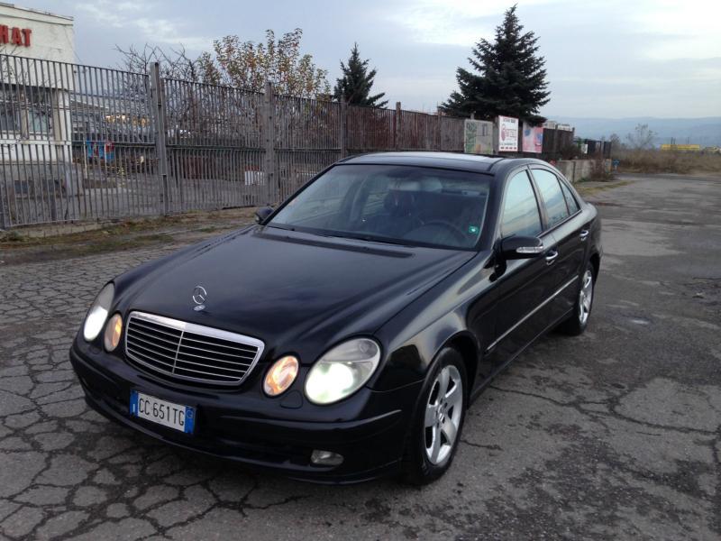 Mercedes-Benz E 270 CDI/ИЗГОДНИ ЦЕНИ