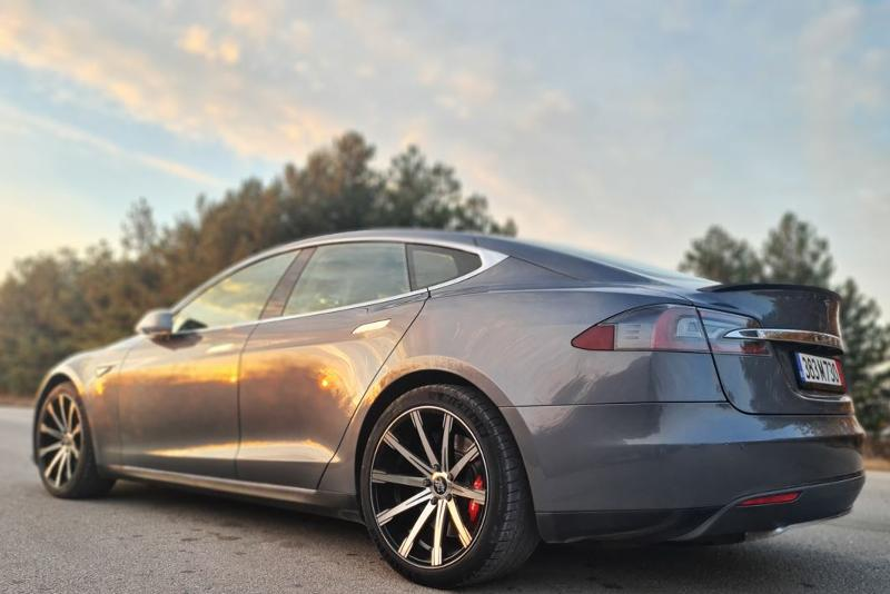 Tesla Model S P85+ С Гаранция