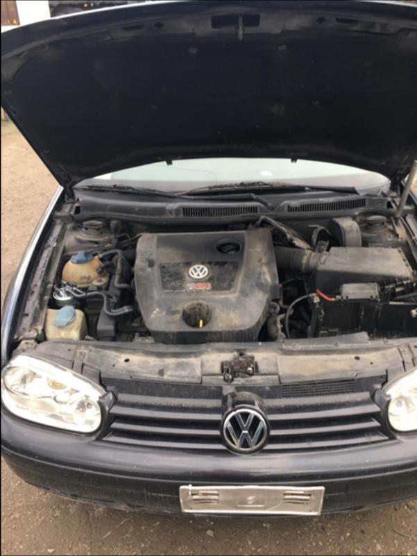 VW Golf 1.9TDI НА ЧАСТИ , снимка 3