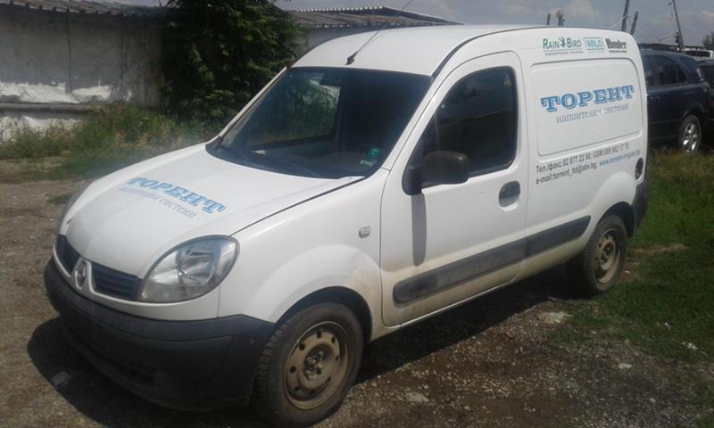 Renault Kangoo 1.5dci/на части