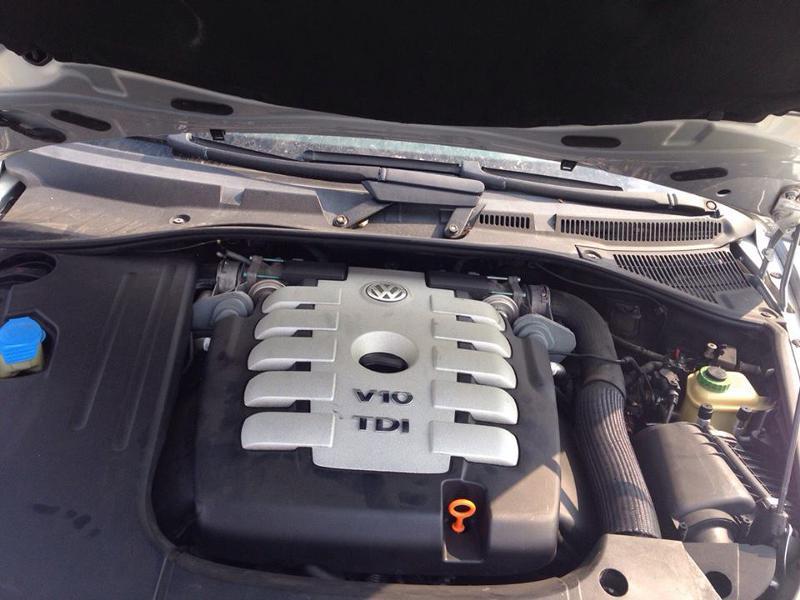 VW Touareg 5.0TDI V 10, снимка 4