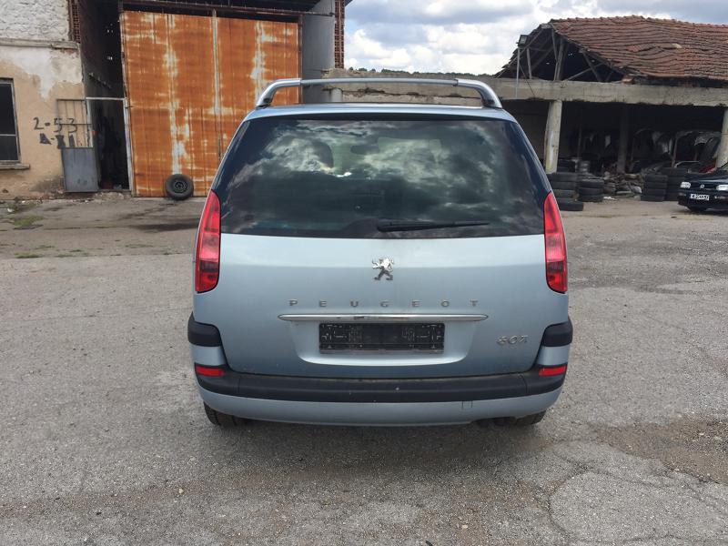 Peugeot 807 2.2 HDi-136 к.с., снимка 4