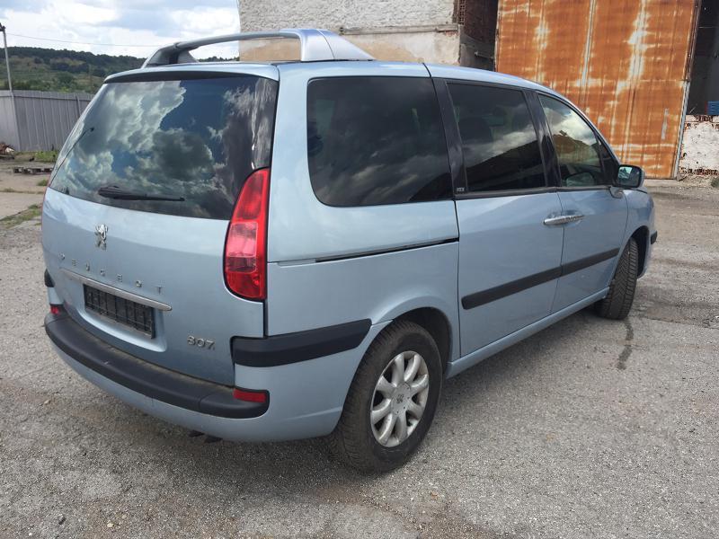 Peugeot 807 2.2 HDi-136 к.с., снимка 5