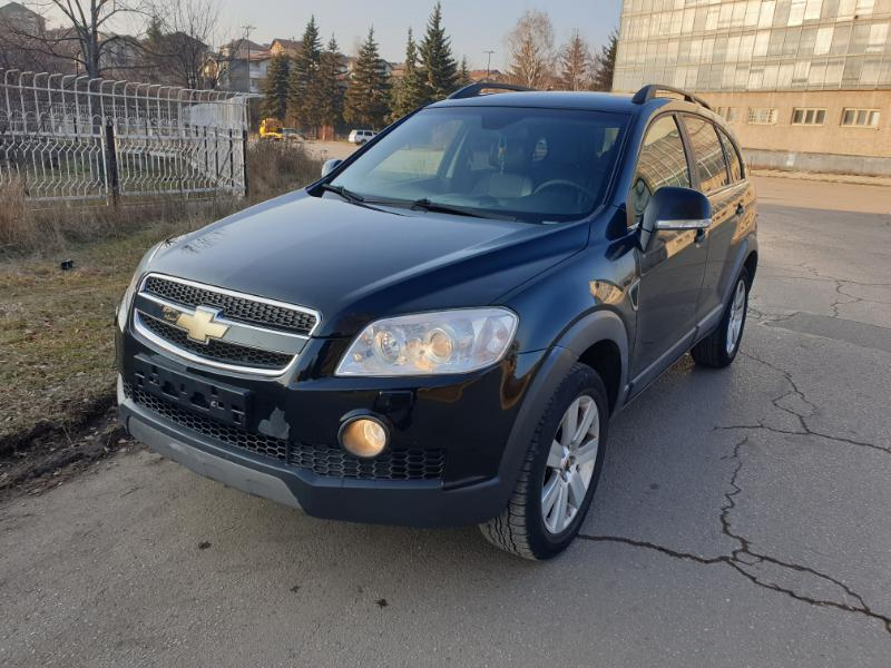 Chevrolet Captiva 2.0VCDTI 150ks  4x4-7броя налични!!!