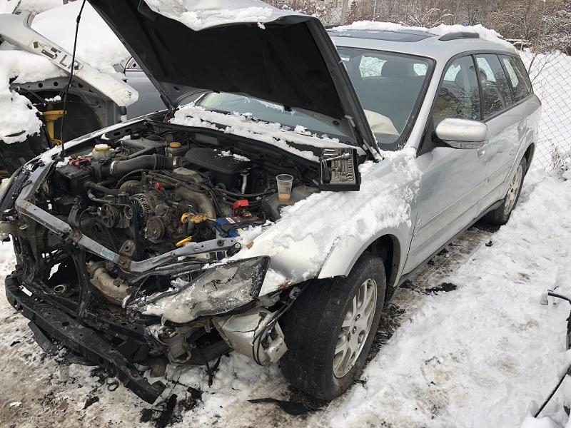 Subaru Outback 2.5 АВТОМАТИК, снимка 3