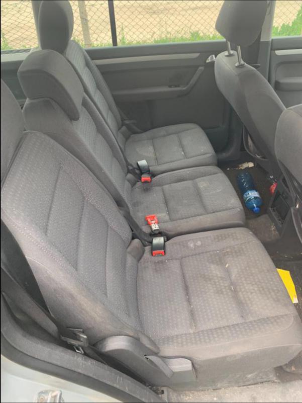 VW Touran 1,9 AVQ 101k НА ЧАСТИ, снимка 8
