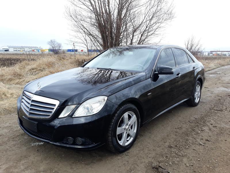 Mercedes-Benz E 200 CDI/136hp/651925