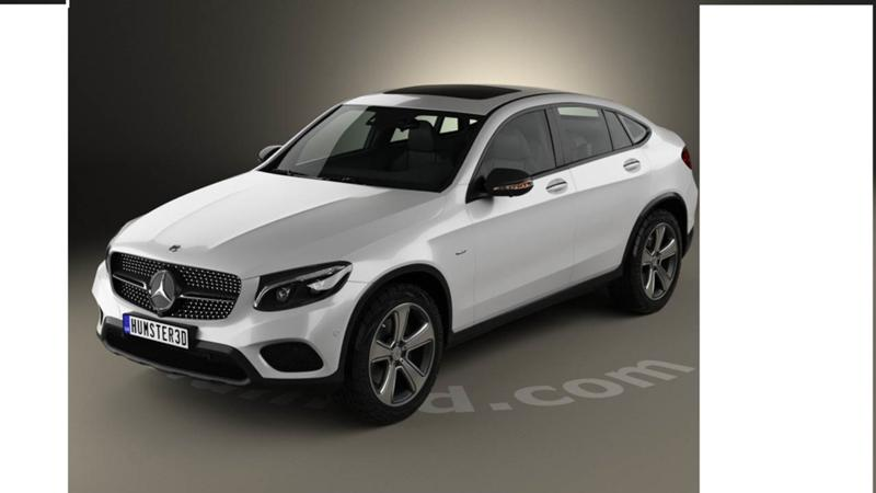 Mercedes-Benz GLC 250 Coupe.4 MATIC