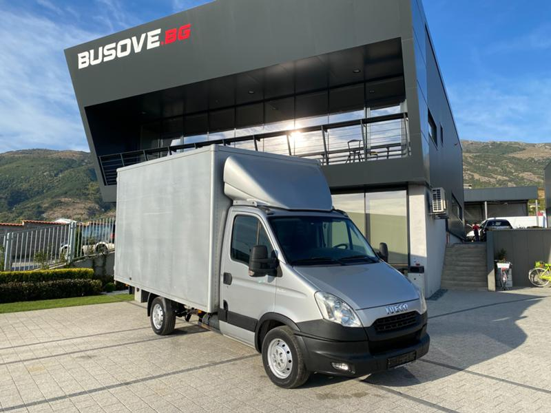 Iveco Daily 35S14 FaceLift  CNG EURO 5 Клима Перфектен